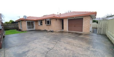 34D Fitzroy Street. Terrace End. Palmerston North.