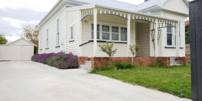 38 Knowles Street. Terrace End. Palmerston North.